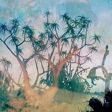 Midnight Botanics by stereognomes
