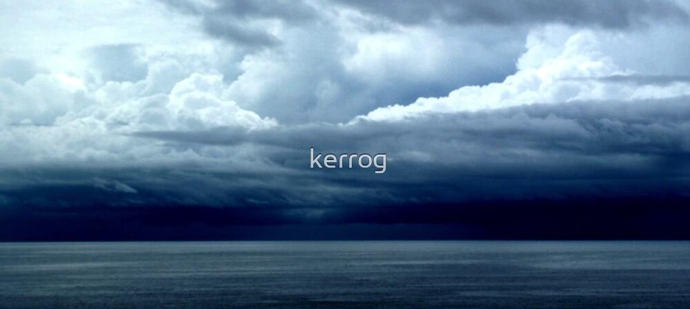 Sapphire Storm by kerrog