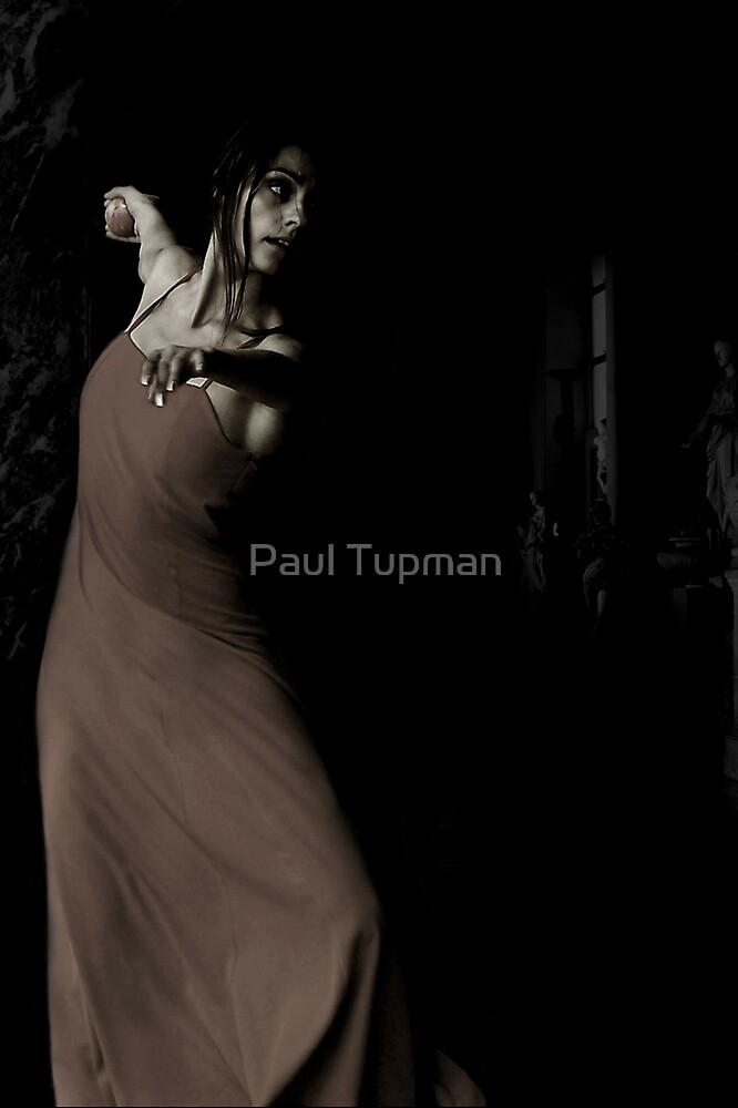 Temptation by Paul Tupman