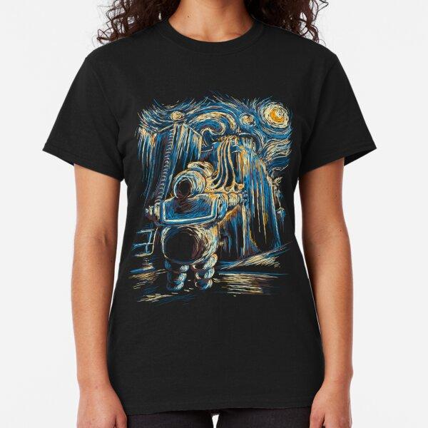 Van Goghstbusters Classic T-Shirt