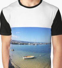 Apollo Bay Pier Graphic T-Shirt