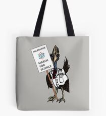 March for Science Melbourne – Cassowary, full color Tote Bag