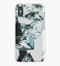 Dark Bee iPhone Case