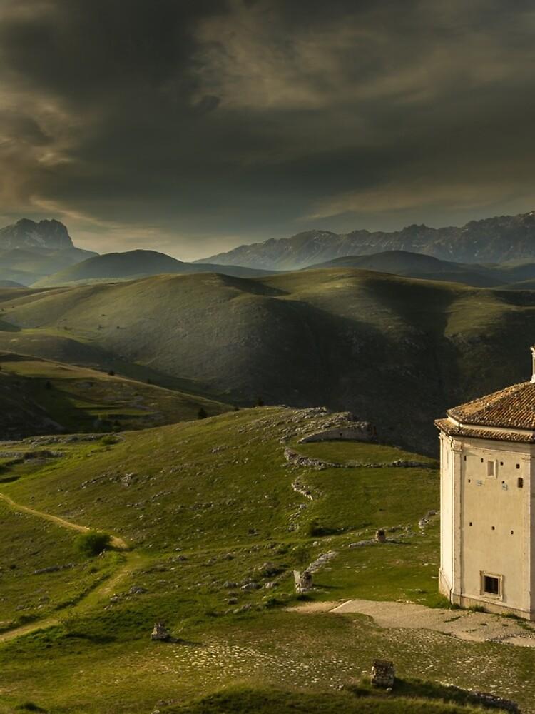 Santa Maria della Pietà by alexsupertramp