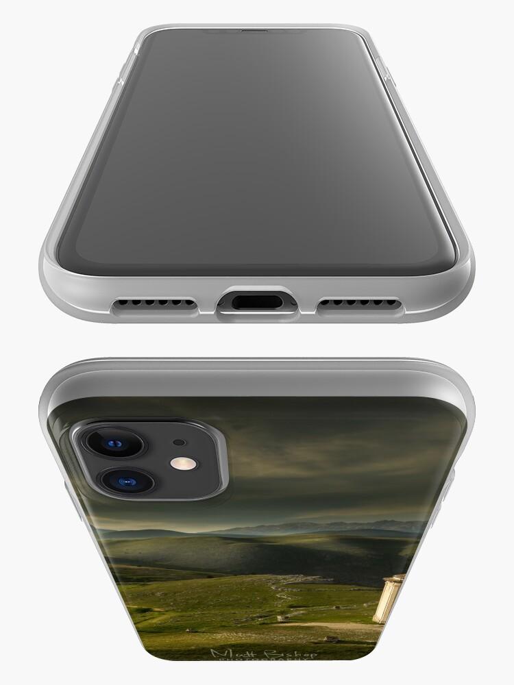 Alternate view of Santa Maria della Pietà iPhone Case & Cover