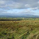 Sperrin view by anamcara