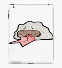 funny cartoon rock iPad Case/Skin