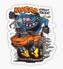 Mopar Street Racer Sticker