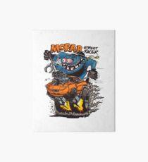 Mopar Street Racer Art Board
