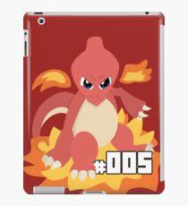 #005 Charmeleon iPad Case/Skin