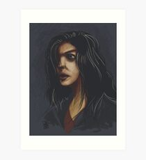 Gwen Cooper: Long Day at the Office Art Print