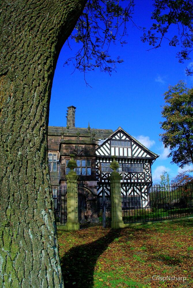 Hall i'th Wood shadow by CrispNsharp