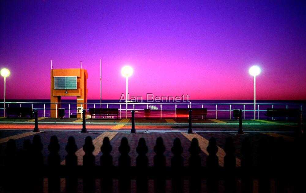 Bondi Colour by Alan Bennett