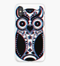 Stereoscopic Sugar Bird iPhone Case
