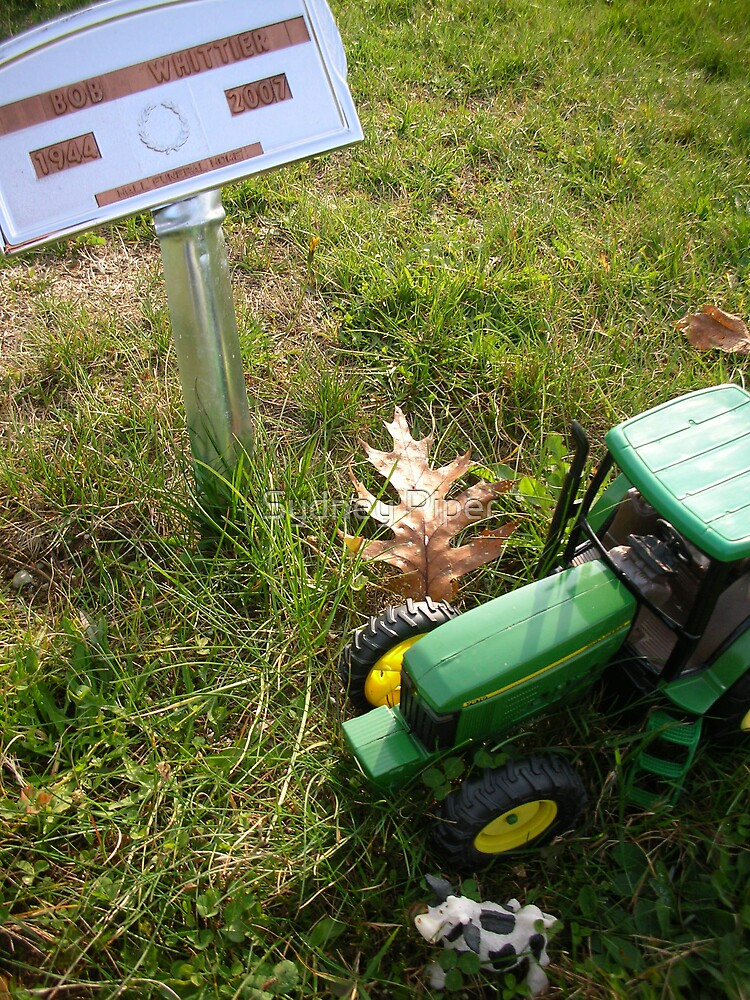 In Death There's Deere by Sydney Piper