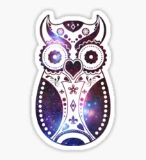 Galactic Sugar Bird Sticker