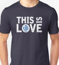 Demy - This is Love [2017, Greece] Unisex T-Shirt
