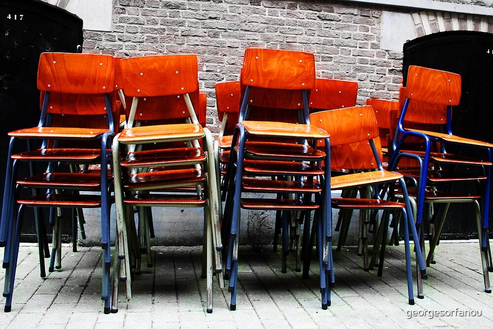 Chair #1 by georgesorfanou