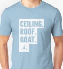 Ceiling Roof Goat Shirt T-Shirt