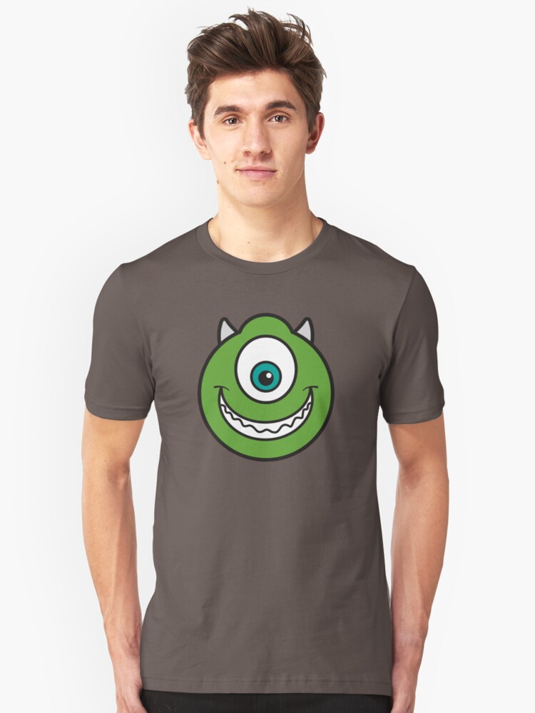 Mike Unisex T-Shirt Front