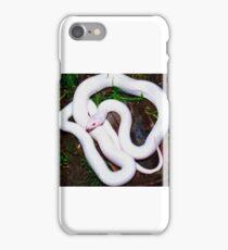 ALBINO SNAKE iPhone Case/Skin