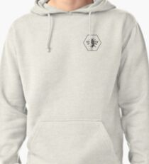 Manchester Bee Pullover Hoodie