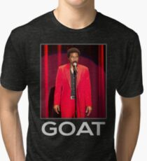 Richard Pryor GOAT Tri-blend T-Shirt