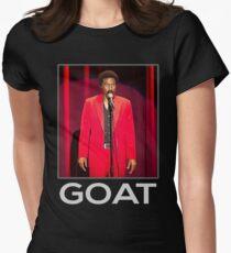 Richard Pryor GOAT Women's Fitted T-Shirt