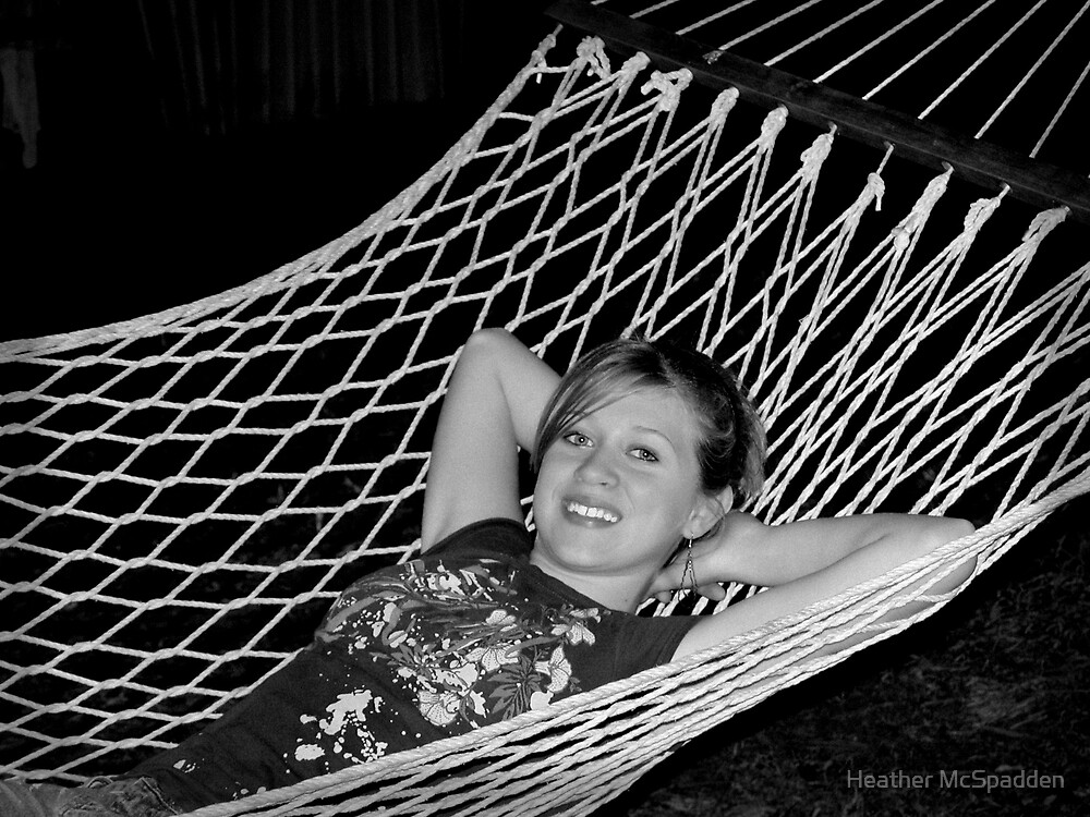 Just a swingin! by Heather McSpadden