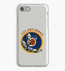 633 Squadron iPhone Case/Skin