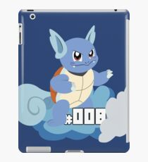 #008 Wartortle iPad Case/Skin