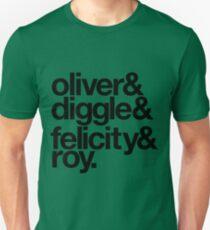 Ollie & Pals Unisex T-Shirt