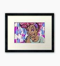 Stylish Framed Print