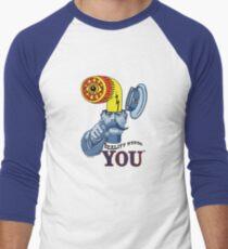 Reality Needs You...V2 Men's Baseball ¾ T-Shirt