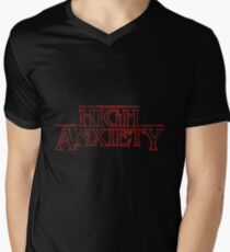 High Anxiety Men's V-Neck T-Shirt