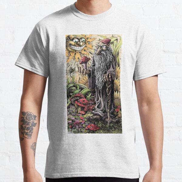 The Mushroom Farmer (Color) Classic T-Shirt