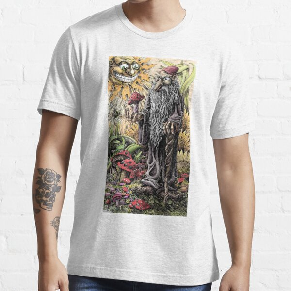 The Mushroom Farmer (Color) Essential T-Shirt