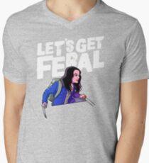 Laura gets feral T-Shirt