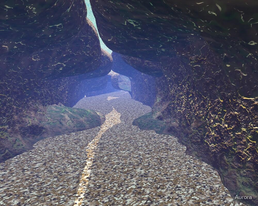 Underwater tunnels by Aurora