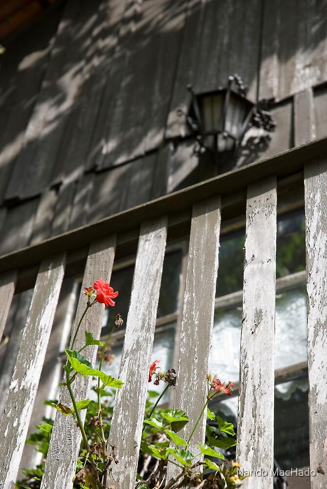Juliet's Balcony. by Fernando Machado
