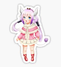 Kanna Kamui Sticker