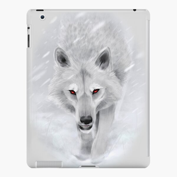 Game of Thrones - Ghost iPad Snap Case
