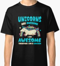 Magic Unicorn Classic T-Shirt