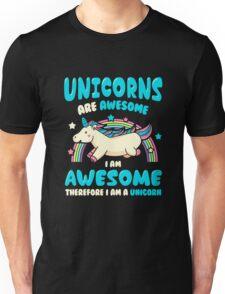 Magic Unicorn Unisex T-Shirt