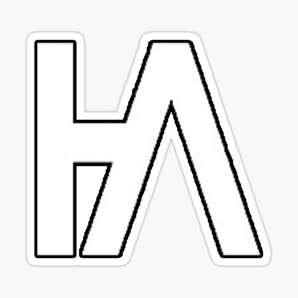 Hoodie Allen logo Sticker