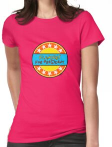 Flanders For President Womens Fitted T-Shirt