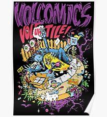 Volcomics Voletile Poster