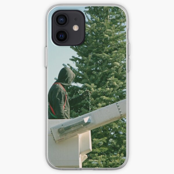 There's a tree at the Grand Hotel, one in the square as well iPhone Soft Case