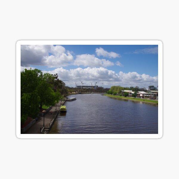 Yarra River Sticker