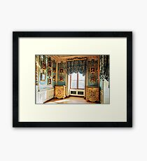 Rococo Room-(View Large!) Framed Print